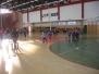 Cvičení na I.ZŠ v Holešově