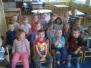 Děti hrají divadlo-Boudo budko.