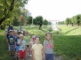 Vycházka do zámeckého parku