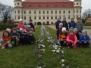 Jaro v zámku