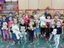 Medvídkový týden a karneval 1. třída
