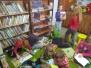 Měsíční návštěvy v knihovně