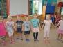 První dny ve školce