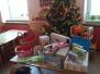 Vánoční nadílka u stromečku